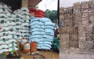 Hausse des prix des denrées alimentaires et des produits énergétiques, en 2011