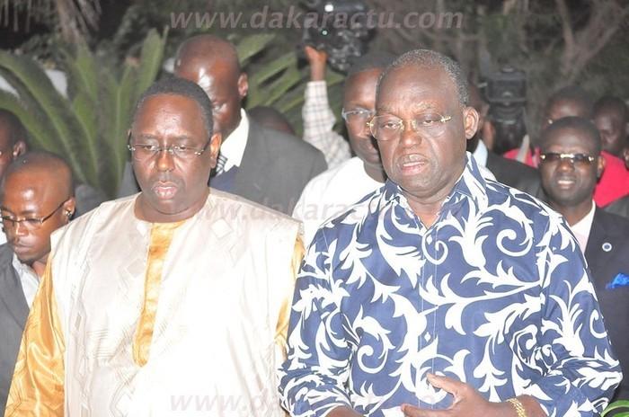 Exclusif! D'où viennent les bons rapports entre Macky Sall et Moustapha Niasse ?