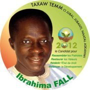 """Macky Sall et les 4""""R"""" de Ibrahima Fall"""