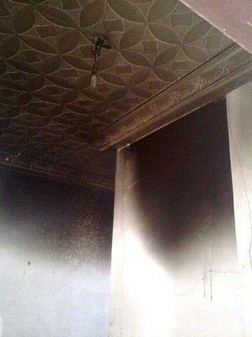 La maison du porte-parole de la famille de Serigne Saliou incendiée (PHOTOS)