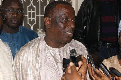 Regardez les images de la rencontre entre Macky Sall et Cheikh Tidiane Gadio