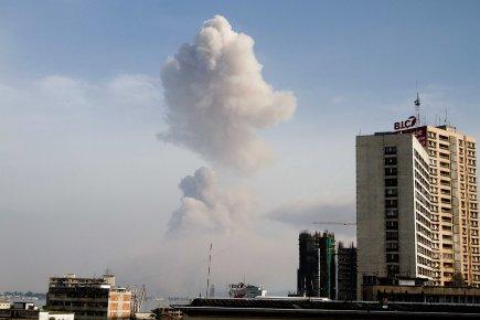 Un dépôt de munitions explose au Congo: au moins 150 morts