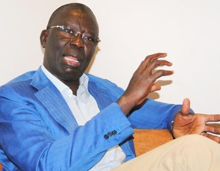 Mise en ballottage de Wade: Babacar Gaye met les pieds dans le plat