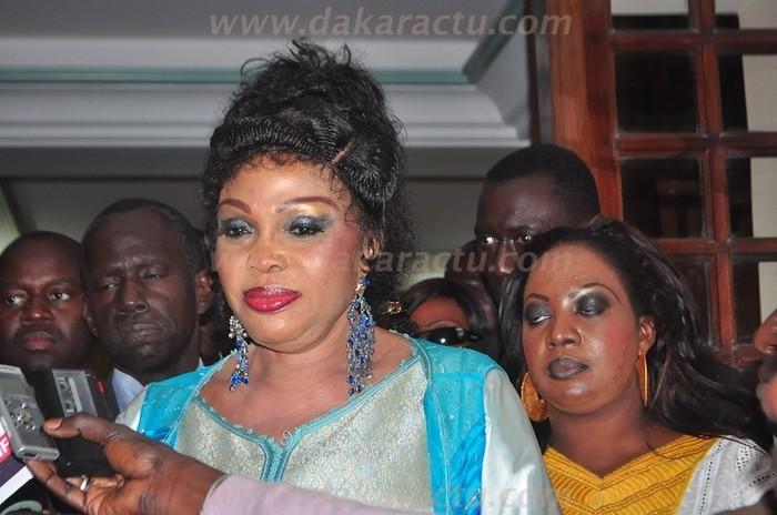 Regardez les images de la rencontre entre Macky Sall et Diouma Dieng Diakhaté