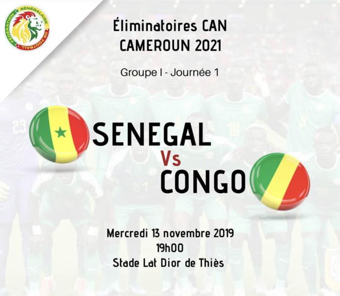 Sénégal - Congo Brazzaville : Les billets vendus au compte-gouttes à Thiès, à 24h du match...