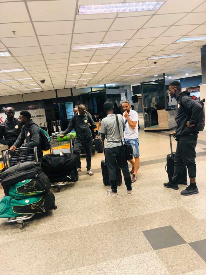 Mondial Beach Soccer : La délégation sénégalaise est bien arrivée au Paraguay