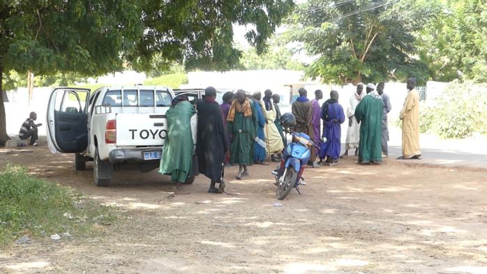 Affrontements à Kaffrine : Prolongation de la garde à vue... Les médiations se poursuivent du côté des parents et des autorités locales.