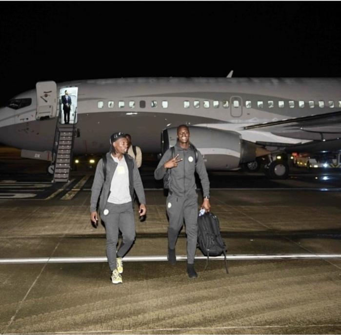 Eliminatoires CAN 2021 : Les « Lions » ont débarqué au Royaume d'Eswatini par vol spécial