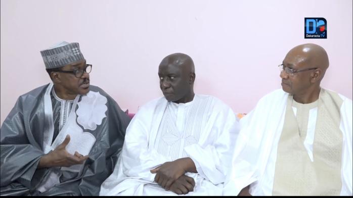 « GAMOUWATE» : Le cadre de concertation de l'opposition chez le khalife de Ndiassane demain.