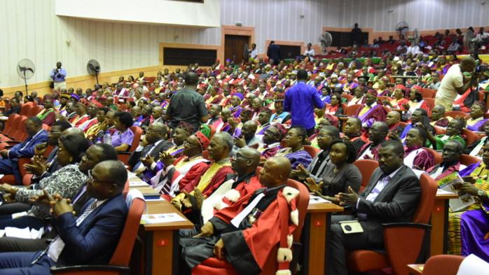 Cames 2019 : Le Sénégal à la première place dans le classement par pays