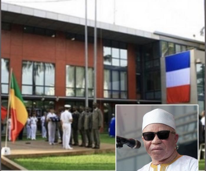 RÉCENTES DÉCLARATIONS DE SALIF KEITA : L'Ambassade de la France au Mali dément et condamne un discours qui «cherche à semer la discorde et entretenir le chaos»