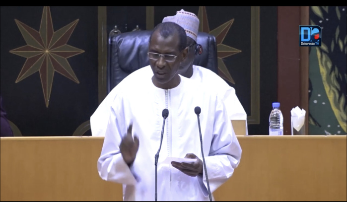 Assemblée nationale / Le ministère des finances et du budget table sur une hausse de 104,1 milliards.