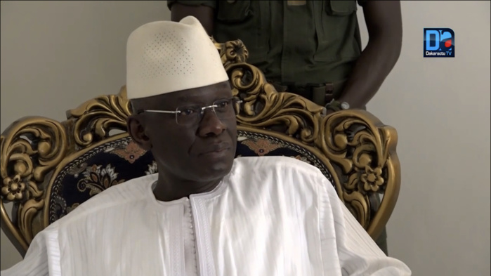 Ndiassane : L'opposition magnifie l'œuvre de Cheikh Bou Kounta devant le khalife général.