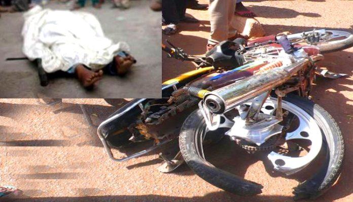 Kaolack : Un conducteur de Jakarta ivre heurte  un véhicule près du pont Noirot et perd la vie
