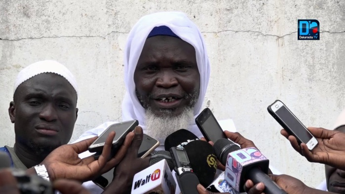 Urgent / Kaolack: Un incendie s'est déclaré chez l'Imam Alioune Badara Ndao...
