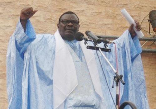 Cheikh Béthio Thioune inaugure les thiants politiques géants