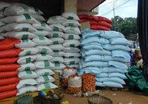 L'UNACOIS et le gouvernement acceptent d'étudier la possibilité de baisser les prix de certains produits de base