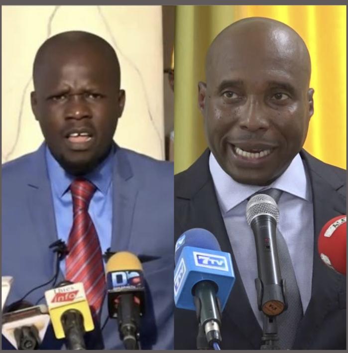 Sortie contre les leaders de l'opposition qu'il considère comme des dealers à la solde de Macky : La réponse très salée de Mohamed Massaly à Barthélémy Dias...