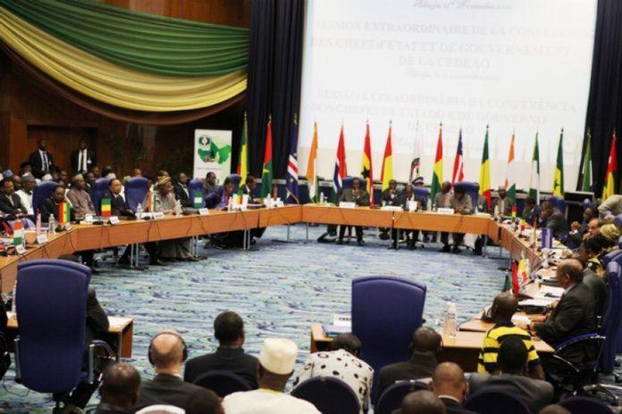 Abuja : La Cedeao tape sur la table pour non paiements du prélèvement communautaire dans le compte.