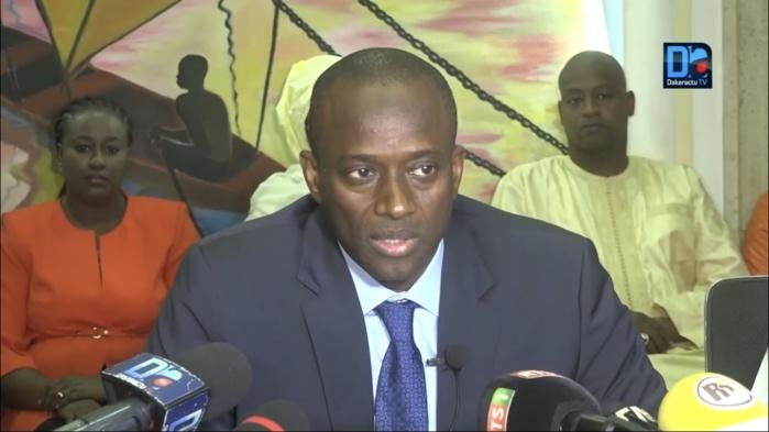 Série de vols au Port autonome de Dakar : Aboubacar Sadikh Bèye  dément et annonce une plainte contre X