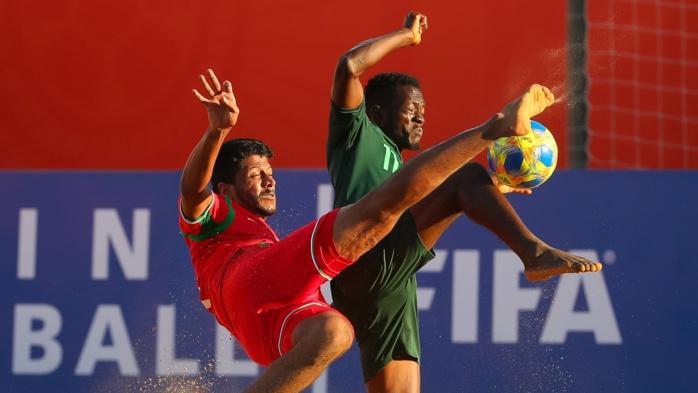 Mondial Beach soccer : Les « Super Eagles » éliminés dès la phase de poules suite à une deuxième défaite (Nigéria 5-6 Oman)