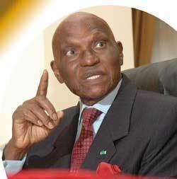 Abdoulaye Wade: ''Mes réalisations vont s'incrire dans le temps'' (Par Ndiouga Fall Dieng)