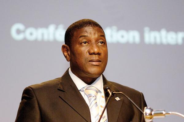 CSI Afrique : Mody Guiro réélu pour la quatrième fois Président de la Confédération Syndicale Internationale Région Afrique