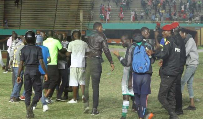 Navetanes / Zone 2 ODCAV Dakar : Le sous-préfet suspend les Navétanes suite à des scènes de violence.