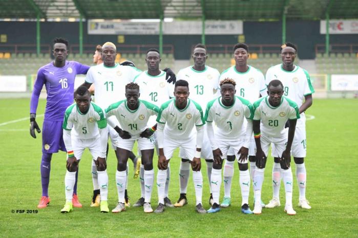 UFOA U20 (Zone A) : Le match Sénégal – Guinée, initialement prévu ce mardi, reporté pour des raisons sécuritaires