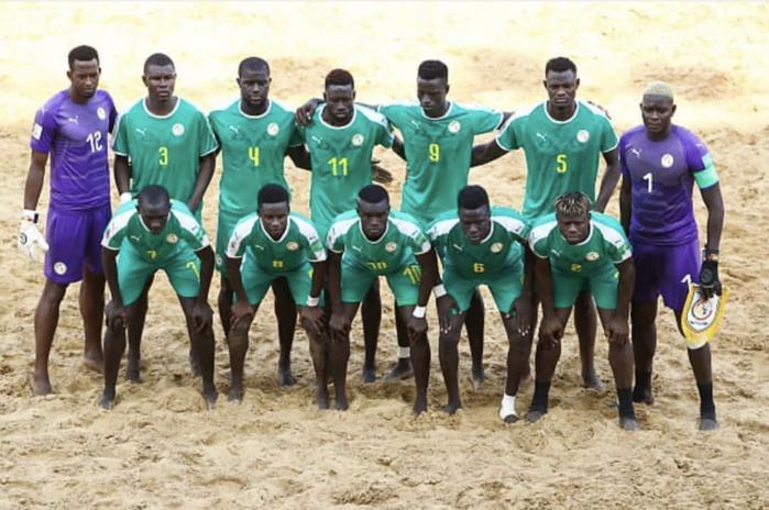 Mondial Beach Soccer : Après 4 quarts de finale en 7 participations, le Sénégal vise le carré d'As contre le Portugal