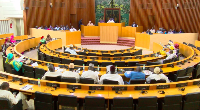 Assemblée Nationale : Les parlementaires en plénière ce matin pour se prononcer sur la LF2020