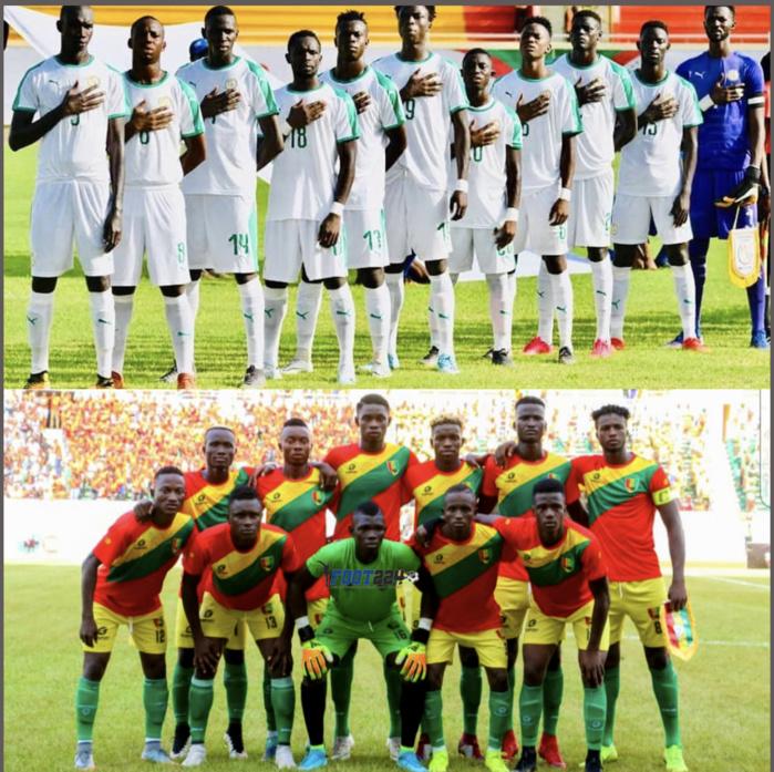 Tournoi UFOA U20 (Zone A) : Derby fratricide entre le Sénégal et la Guinée ce mercredi