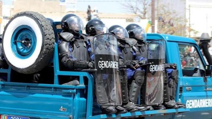 Ndiagne : Le commandant de la gendarmerie déclaré persona non grata.
