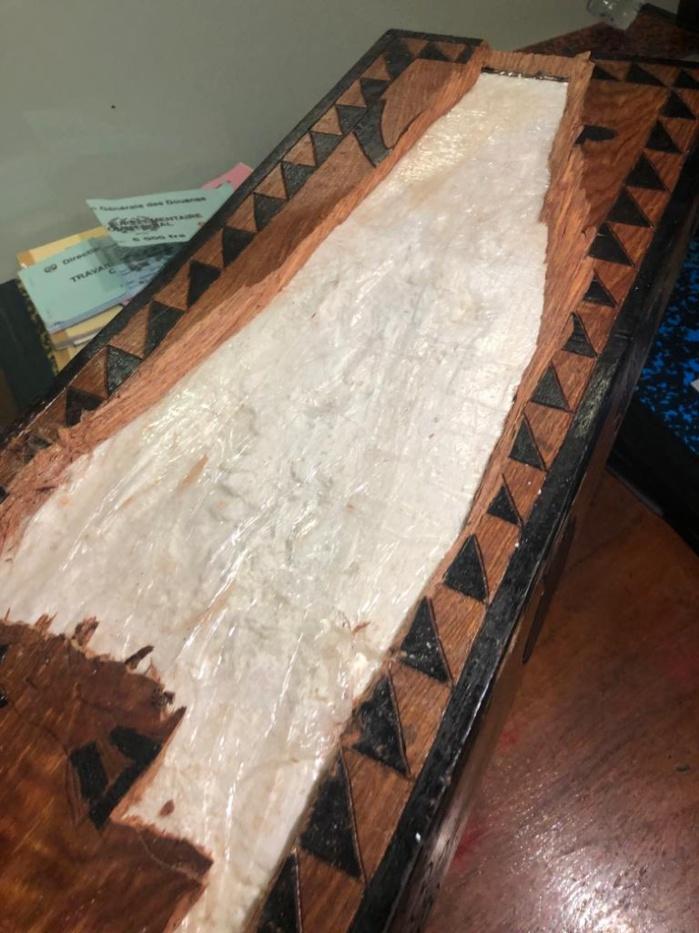 LUTTE CONTRE LE TRAFIC INTERNATIONAL DE DROGUE : La Douane a saisi de la cocaïne à l'AIBD et intercepté près de 600 kg de chanvre indien à l'intérieur du pays en 5 jours.