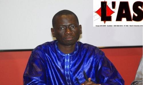 Injures publiques et diffamation : Le journal L'AS porte plainte à son tour contre Serigne Mboup