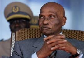 Me Wade s'entretient avec Mountakha Bassirou Mbacké