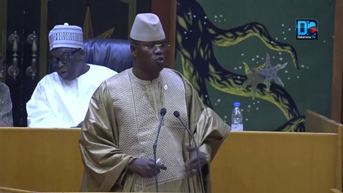 Cheikh Abdou Bara Dolly à Makhtar Cissé : «Tu veux remplacer Macky Sall en 2024…»