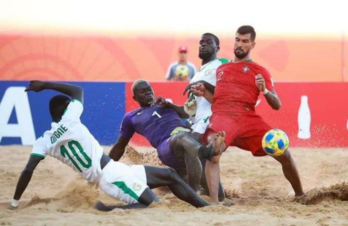 Mondial Beach soccer : Le Portugal élimine le Sénégal en quart de finale (4-2)