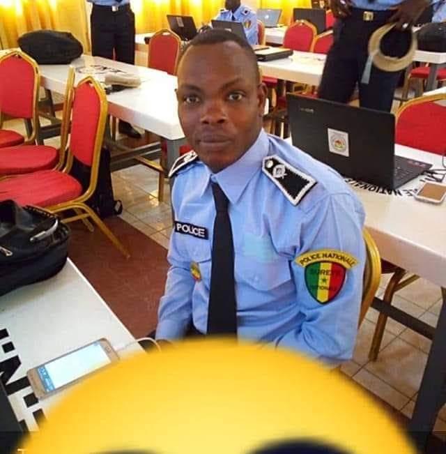 Jaxaay : Décès du commissaire adjoint de la Police