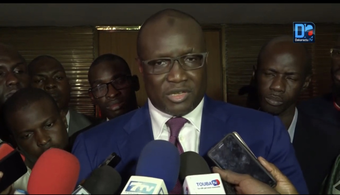 Exploitation des hydrocarbures  : Mouhamadou Makhtar Cissé annonce la modernisation de la SAR et l'avènement de nouvelles raffineries