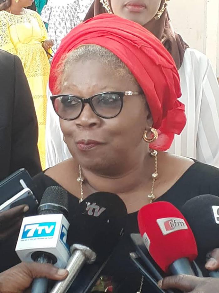 ABIBATOU YOUM SIBY, DG DE LA DESPS : « Le Sénégal a toujours été en avance sur la question des Droits de l'enfant »