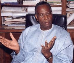 Abdoulaye Bathily confie ce qui le lie à Macky Sall.