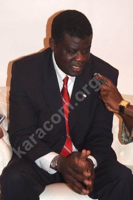 Démenti à propos du Ndiguël de Serigne Modou Kara Mbacké en faveur de Wade.