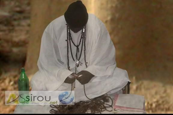 Shasty, un cheikh universel malien qui prédit la victoire de Macky Sall au second tour avec  1.111.000 «Sallatou alan Nabi *»!