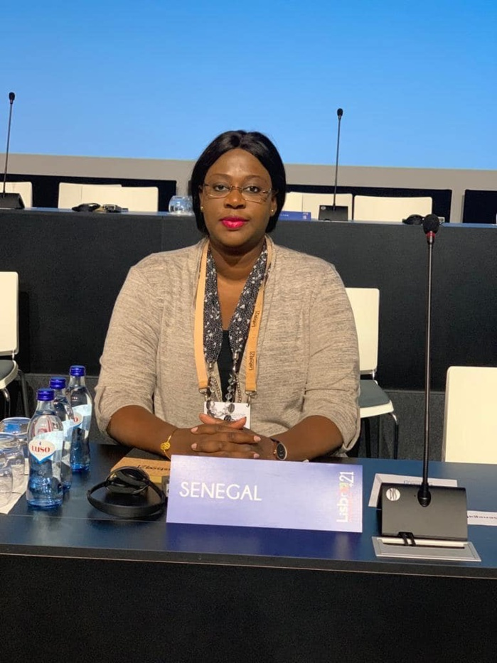 Assemblée nationale / La jeunesse séduit, Néné Fatoumata Tall adoubée par les députés