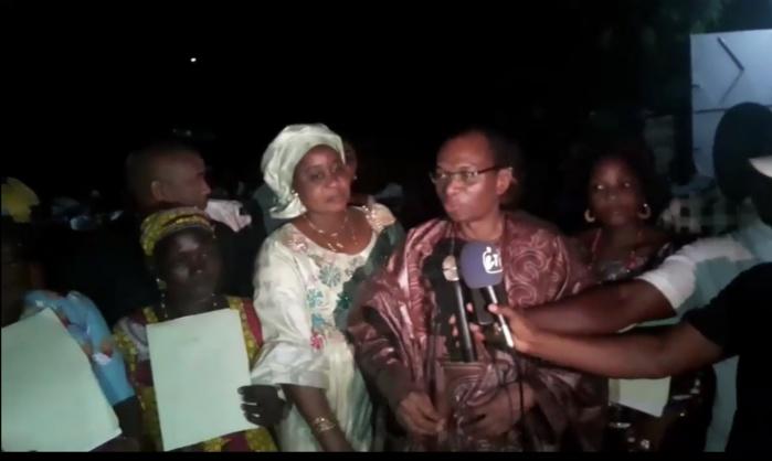 Moussa Baldé (maer) à la remise d'attestations juridiques aux femmes de Sinthiang Tountouroun : « L'heure n'est pas aux palabres mais au travail… »