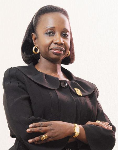 Directrice adjointe d'Ecobank, Evelyne Tall dans le trio des Sénégalaises incontournables du continent.