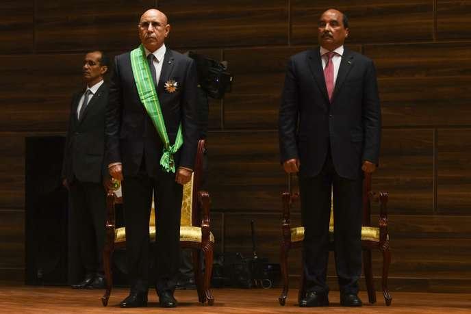 Duel fratricide en Mauritanie : Mohamed Ould Abdel Aziz et Mohamed Ould Ghazouani jouent les prolongations
