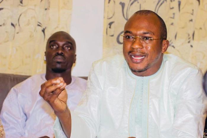 """Abdou Ndiaye (Apr Keur Maba) : """"Une hausse du tarif de l'électricité ne justifie pas qu'un Guy Marius Sagna s'agrippe aux grilles du palais """""""