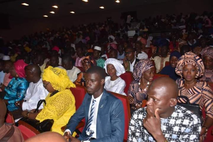 Éducation / CRFPE : Les 1750 élèves-maîtres de la promotion 2019 ont prêté serment. (Images)
